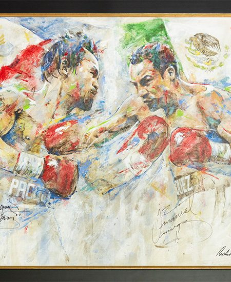 Pacquiao vs. Marquez : War